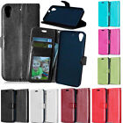 Flip Leather Wallet Photo Card Holder Stand Case Cover For HTC Desire 626 M8 M9+
