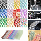 504pcs 6mm DIY Self Adhesive Rhinestone Crystal Bling Sticker phone Car Nail Art