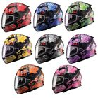 GMAX YOUTH 2016 GM49Y Snow Snowmobile Attack Helmet Size YS-YL