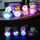 Cute Christmas Snowman Ornaments Festival Party Xmas Tree Hanging Decoration