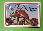 #D215. 1974  SCANLENS CHOPPERS & HOT BIKES CARD #64  PANHEAD ENGINE