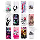 1XFor Multi Phones Soft Dirtproof Comic Silicone Rubber TPU Chic Cover Case Skin