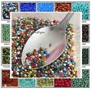 VERY TINY BEADS 11/0 Toho Glass Seed Beads 10-Grams Choose Color