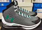UNDER ARMOUR STEPHEN CURRY 1 PE SCRATCH WHITE GOLDEN STATE WARRIORS DUB MVP
