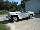 Willys+%3A+Jeepster+concours+Restoration
