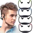 Sports Wireless Bluetooth Stereo Headset Headphone Handfree For iPhone K0E1
