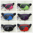 Women Bicycle Purse Men's Travel Pouch Fanny Pack small Waist Belt hip Bag #3