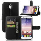Litchi Magnet PU Leather Wallet Flip Stand Cover Case For Huawei Ascend Y625