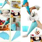 Silicone Reusable Pastry Icing Piping Cream Pastry Bag Cake Decorating Tool DIY