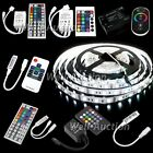 1m-30m 5m 5050 IP20 RGB LED SMD Strip e Leiste Controller Netzteil Lichterkette