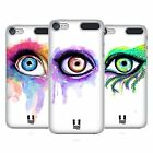 HEAD CASE DESIGNS EVIL EYE COVER RETRO PER APPLE iPOD TOUCH MP3
