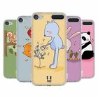 HEAD CASE DESIGNS RIDIPINTO COVER MORBIDA IN GEL PER APPLE iPOD TOUCH MP3