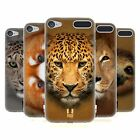 HEAD CASE DESIGNS VOLTI ANIMALI 2 COVER MORBIDA IN GEL PER APPLE iPOD TOUCH MP3
