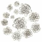 25PCs A4 Stainless Steel Split Lock Spring Washer M2/3/4/5/6/8/10/12/14/16/18/20