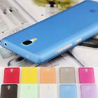 POP Ultra thin slim style purtable frosted matte Case Cover for Xiaomi Mobile