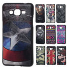 Marvel Hero Captain America Case Cover Skin For GALAXY Grand Prime G530
