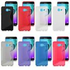 S Line TPU Soft Gel Silicone Case Skin Cover Back For Samsung Galaxy A5 2016
