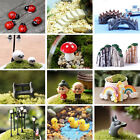 Внешний вид - Miniature Dollhouse FAIRY GARDEN Accessories DIY Plant Pots Resin Craft  Decor