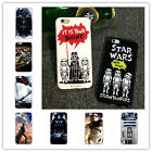 New Star Wars 7 Japan Cartoon Funny TPU Phone Case For iPhone 5/5S 6S 6 Plus $2.55 CAD
