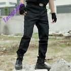 New Mens Casual Cargo Outdoor Military Balck Tactical Trousers Combat Long Pants