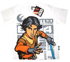 Kids STAR WARS REBELS EZRA white cotton summer t-shirt Size S-XL 4-9y FreeShip