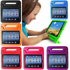 New Lovely Kids ShockProof Safe Foam Case Handle Cover Stand for iPad 2 3 4 mini