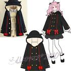 Owari no Serafu Seraph of the End Krul Tepes Cosplay Costume Overcoat Jacket Top