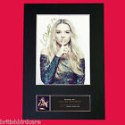 LOUISA JOHNSON Signed Autograph Mounted Photo REPRODUCTION PRINT A4 No598