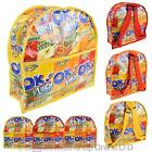 NEW Ladies Girls RECYCLED Juice Packet Backpack BAG Rucksack UP CYCLE FAIR TRADE
