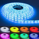 100M 50M 10M 5M LED 5050/3528 RGB Strip Light Kit Flexible Dimmable Waterproof