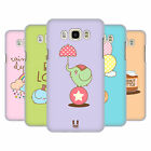 HEAD CASE DESIGNS KAWAII ELEPHANT HARD BACK CASE FOR SAMSUNG PHONES 3