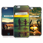 HEAD CASE DESIGNS LOVE AND SUNSETS HARD BACK CASE FOR APPLE iPHONE PHONES