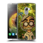 HEAD CASE DESIGNS MAD SCIENTISTS HARD BACK CASE FOR LENOVO PHONES