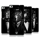 HEAD CASE DESIGNS CLASSY ANIMALS HARD BACK CASE FOR HUAWEI PHONES 1