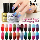 Belen Temperature Chameleon Thermal Color Change UV Gel Polish Soak Off Nail Art