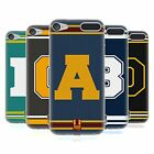 HEAD CASE DESIGNS COLLEGE VARSITY SOFT GEL CASE FOR APPLE iPOD TOUCH MP3