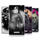HEAD CASE DESIGNS CATS OF GOTH SOFT GEL CASE FOR SONY PHONES 3