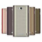 HEAD CASE DESIGNS SCARF INSPIRED SOFT GEL CASE FOR SONY PHONES 3