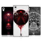 HEAD CASE DESIGNS GRIM SOFT GEL CASE FOR SONY PHONES 2