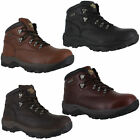 Mens NorthWest Inuvik Leather Trail Hiking Walking Lace Up Boots Sizes 7 to 12