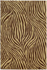Tommy Bahama Beige Contemporary Lines Waves Stripes Area Rug Abstract 093N0