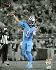 Marcus Mariota Tennessee Titans 2015 NFL Action Photo SN176 (Select Size)