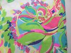 New Lilly Pulitzer KELLY SKINNY ANKLE PANT 4 6 Resort White Toucan Play Jacquard