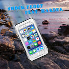 RIYO Waterproof IP68 Kickstand Case Cover For iPhone 6/ 6s Plus Samsung S6 note5