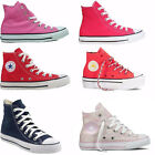Girls Boys Mens Ladies Juniors All Star Converse Womens Lace Up Trainers Shoes