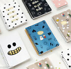 Ghost Pop Spring Note [M] Line School College Notebook Journal Memo Scrapbook