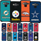Official NFL Armor Hard Cover for Samsung Galaxy Grand Prime G530 Prime Fan Case