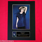 DIDO Mounted Signed Photo Reproduction Autograph Print A4 324