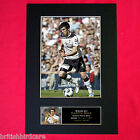 GARETH BALE No1 Tottenham Autograph Mounted Photo REPRO QUALITY PRINT A4 271