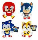 "Tomy Sonic Boom 8"" Plush Soft Toy - Sonic, Amy, Knuckles or Tails  NEW"
